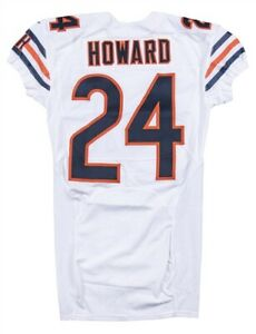 Details about Chicago Bears Game Used/ Worn Jordan Howard Jersey