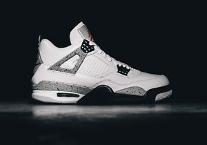 nike air jordan 4 iv cement white og retro 11