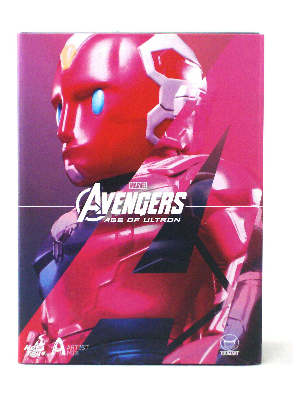 Hot Toys Artist Mix Vision Collectible Figure Touma Avengers Age Of Ultron