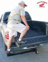 Side-step Truck Bed Step Fits Chevrolet Ford Dodge Toyota Honda Nissan Gmc