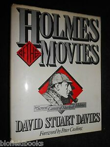 Holmes-Of-The-Movies-Screen-Career-Of-Sherlock-Holmes-1976-1st-David-Davies