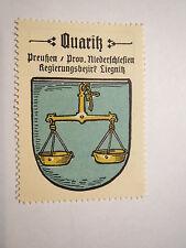 Quaritz / Reklamemarke Kaffee Hag - Wappen