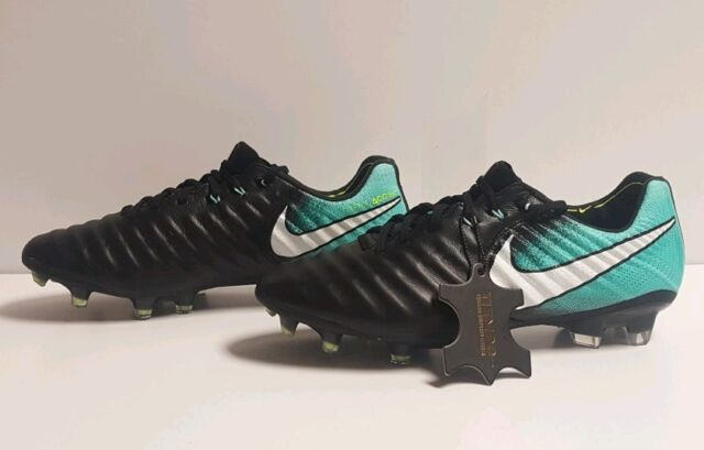NEW Nike Tiempo Legend VII 7 FG Soccer Cleats Women s Size 7.5 Black  897804-002 2ee652bccf