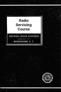 antique radio repair servicing course m n beitman