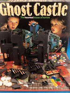 Vintage-MB-Games-GHOST-CASTLE-BOARD-GAME-SPARE-PARTS-Multi-Listing-Choose-Part