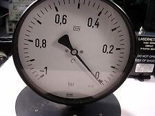 Haenni Ki 10 Vacuum Meter 0 1bar Swiss Made