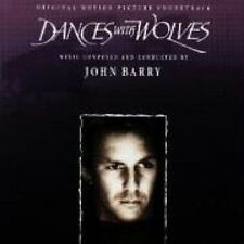 DANCES WITH WOLVES (BOF) - BARRY JOHN (CD)