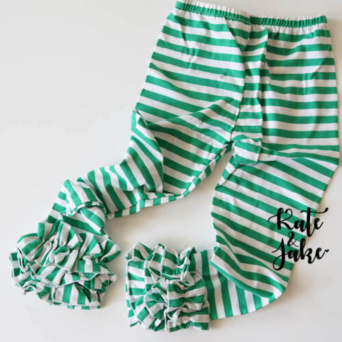 8 years New Fast Shipping Icing Ruffle Leggings for girls 12m Ruffle Pants