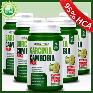 1-GARCINIA-CAMBOGIA-Capsules-HCA95-Weight-Loss-Pills-FAT-BLASTER-3000mg-Daily