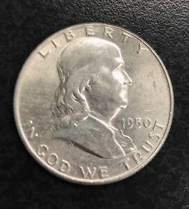 1950-Franklin-Half-Dollar-BU-C-1143