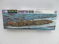 MES-44830 Aoshima 226 1:700 Unryu Bausatz geöffnet,augenscheinlich komplett,