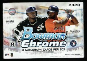 2020-Bowman-Chrome-Hobby-Baseball-HTA-Choice-Factory-Sealed-Box-3-Autographs