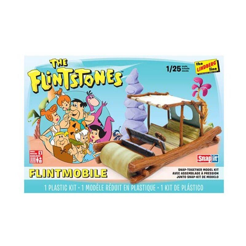 Flintmobile The Flintstones  Car Snap Kit