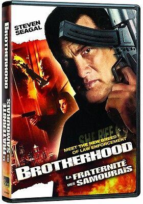 True Justice - Brotherhood  (DVD) Steven Seagal  NEW