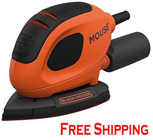 Black Decker BEW230-GB Detail Mouse Sander 55WTool DIY Sand Sanding Finishing