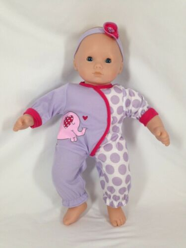 American Girl Bitty Baby Doll BLUE Eyes with Outfit