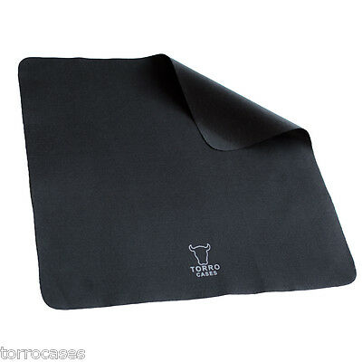 Ultra Premium Microfibre Screen Cleaning Cloth by TORRO ideal for TV, iMac, iPad