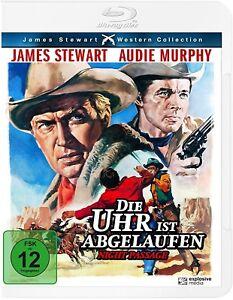 DIE-UHR-IST-ABGELAUFEN-James-Stewart-Audie-Murphy-Blu-ray-Disc-NEU-OVP