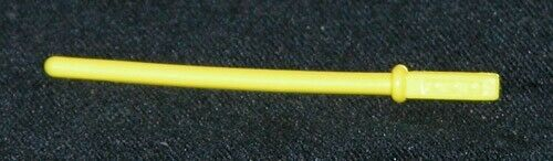 VINTAGE STAR WARS REPRODUCTION REPLICA WEAPONS LUKE BESPIN YELLOW SABRE