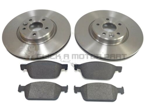 FORD KUGA 2.0 TDCi 2013-2017 FRONT 2 BRAKE DISCS AND PADS SET NEW 320MM