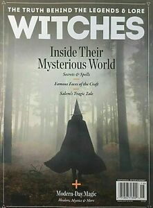 CENTENNIAL MAGAZINE 2021,WITCHES TRUTH BEHIND THE LEGENDS &LORE,MODERN DAY MAGIC