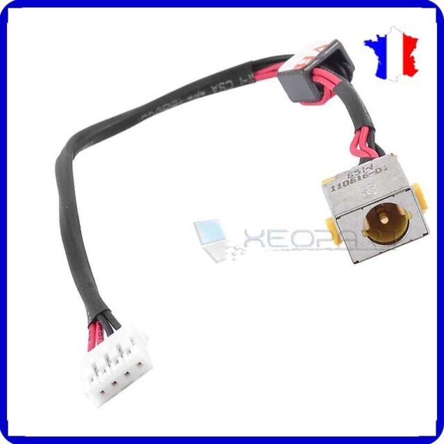 Connecteur alimentation Packard Bell EasyNote   TK83   Dc power jack