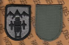 US Army 169th Field Artillery Brigade FA ACU Hook & Loop uniform patch