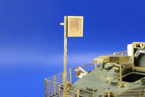 EDUARD 1//35 RHINO Anti IED DEVICE PHOTO-ETCHED model kit #TP097