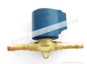 Solenoid-valve-CEME-6810-NC-ODF-10mm-230V-50Hz-max-25bar-refrigerants-fluids