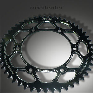 GP-Tech-Factoria-Sprocket-Pinon-NEGRO-SUZUKI-RM-RMZ-125-250-450-49-dientes