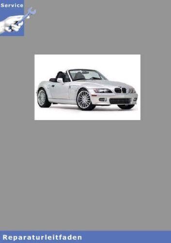 BMW z3 e36 Roadster radio-navigazione-comunicazione-Officina Manuale 94-02