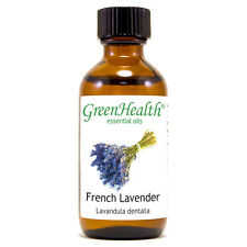2 fl oz French Lavender Essential Oil (100% Pure & Natural) - GreenHealth
