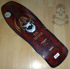 POWELL PERALTA Per Welinder Nordic Skull  Skateboard Deck '80s Red BONES BRIGADE
