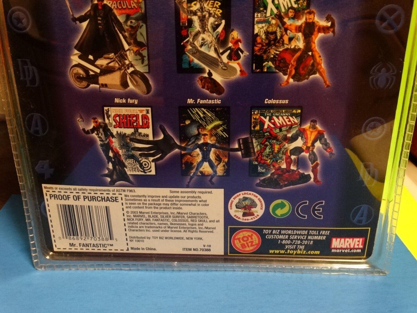 Marvel Legends MR FANTASTIC - MIP        Toy Biz Wave V   richards mister four 6c3c2f
