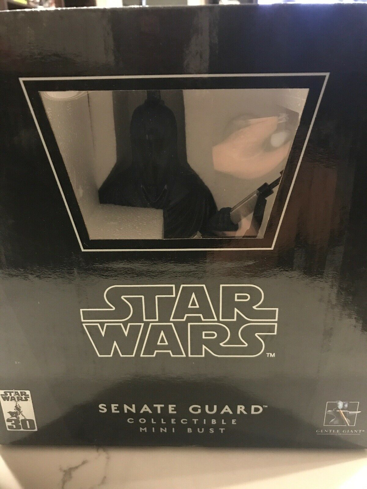 STAR WARS Gentle Giant Senate Guard Mini Bust