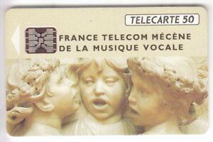 FRANCE-TELECARTE-PHONECARD-50U-F291A-SC5-S-T-MECENE-LAQUEE-GE-43752-C-3