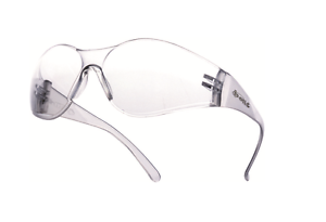 Bolle Bandido BANCI Safety Glasses Clear 2,5 or 10 Pairs