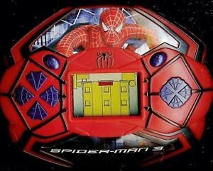 TECHNO-SOURCE-SPIDERMAN-3-ELECTRONIC-HANDHELD-GAME-SPIDER-MAN-COMIC-HERO-TOY