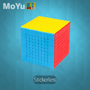 MYMF-MF9-9x9x9-Speed-Magic-Cube-Professional-Twist-Puzzle-Funny-Toys-Multi-Color