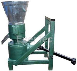 PELLETPRESSE-PTO-230-Pellet-Mill-HOLZ-PELLET-TIER-FUTTER-PELLET