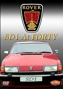Rover-SD1-at-Forty-DVD-Development-Racing-Rallying-Vitesse-40th-Anniversary-NEW