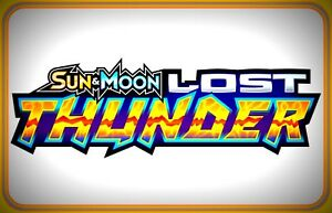 Sun-amp-Moon-LOST-THUNDER-Pokemon-Online-Booster-Code-Cards-TCGO-SM8-Codes