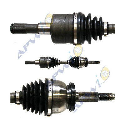 Inc VW8342 CV Axle Assembly-Joint Half Shaft Front-Left//Right APW