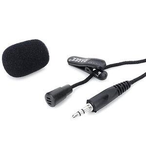 Portable-Mini-3-5mm-Tie-Lapel-Lavalier-Clip-Microphone-for-Lectures-Teaching