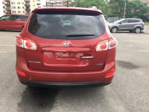 2012 Hyundai Santa Fe AWD Limited, excellent condition
