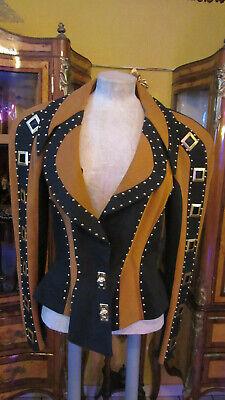 Gewissenhaft Christian Lacroix Original Vintage Jacket Size 40 Eine GroßE Auswahl An Waren