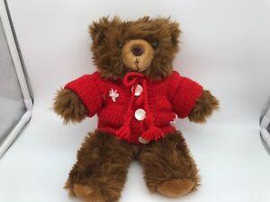 Stuffed-Toy-Collector-Teddy-Bear-32-Cm-Unbespielt-Top-Condition