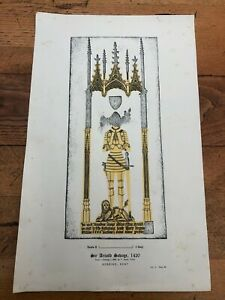 1939-original-print-sir-arnald-sabage-1420-bobbing-kent