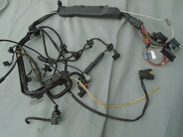 Mercedes W202 Engine Wiring Injectors Harness 96