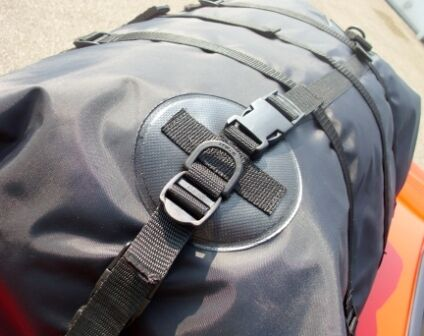 boot-bag vacation Fiat//Abarth 124 Spider Luggage Rack// Deck Rack